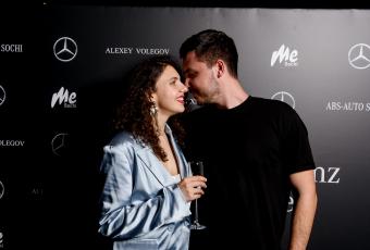 Весенний сезон Mercedes-Benz Fashion Week Russia